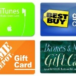 Gift Cards of your choice